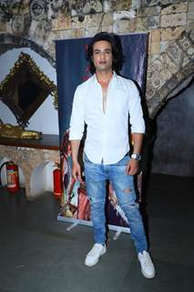 Himanshu Soni at Chandragupt Maurya farewell party