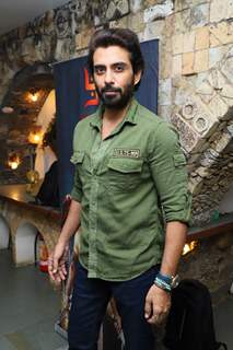 Rohit Khurana at Chandragupt Maurya farewell party