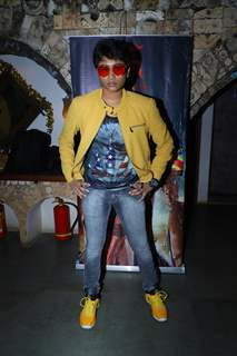 Kartikey Malviya at Chandragupt Maurya farewell party