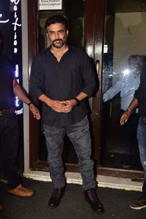 R. Madhavan snapped at Bastian, Bandra!
