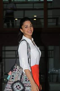 Kiara Advani snapped around the town!