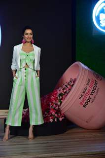 Shraddha Kapoor at The Body Shop shoot!