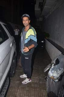 Vicky Kaushal snapped around the town!