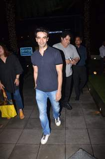 Punit Malhotra snapped around the town!