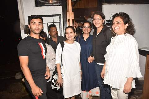 Anupama Chopra snapped around the town!