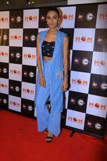 Erica Fernandes at the screening of MOM