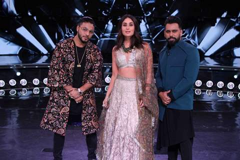 Bosco Martis, Raftaar and Kareena Kapoor Khan