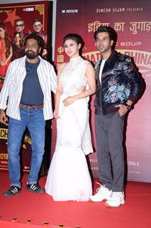 Rajkummar Rao and Mouni Roy at the trailer launch of Made In China!