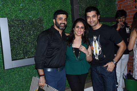 Sameer Thakur, Munisha Khatwani and Ssharad Malhotra