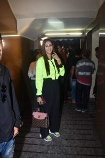 Chahatt Khanna snapped around the town