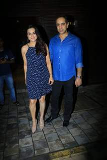 Preity Zinta was snapped at Estelle