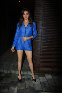 Karishma Tanna was snapped at Estelle