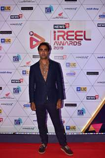 Ranvir Shorey at iReel Awards 2019!