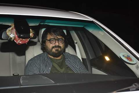 Pritam attends Ranbir Kapoor's birthday bash