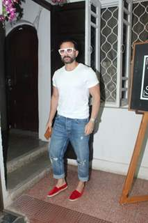 Saif Ali Khan snapped around the town!