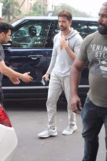 Bollywood celebrities snapped around the town!