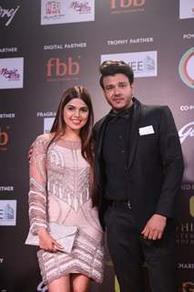 Aniruddh Dave and Shubhi Ahuja