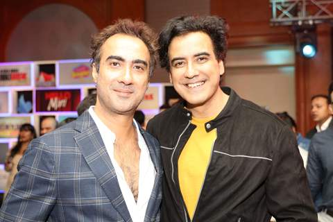 Ranvir Shorey and Karan Oberoi