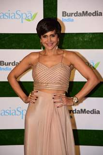 Mandira Bedi at the Asia Spa Awards 2019