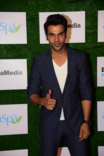 Rajkummar Rao at the Asia Spa Awards 2019