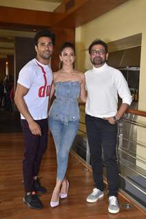 Pulkit Samrat, Anees Bazmee and Kriti Kharbanda