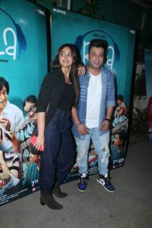 Ileana D'cruz and Varun Sharma