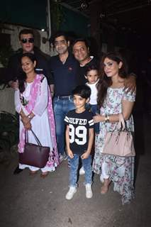 Bollywood attends the special screening of Satellite Shankar