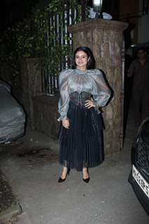 Rasika Duggal papped around the town