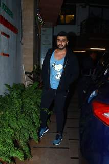 Arjun Kapoor snapped around the town