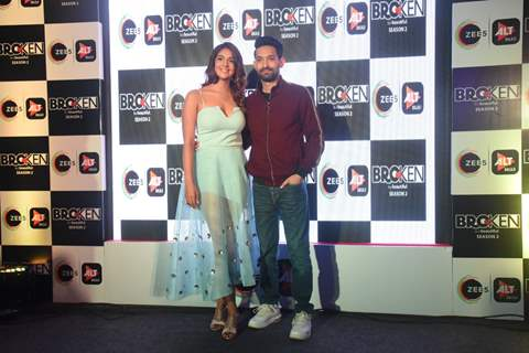 Harleen Sethi and Vikrant Massey