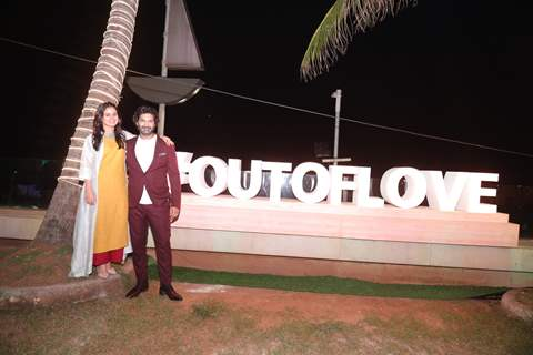 Purab Kohli and Rasika Dugal at the launch event of Hotstar Specials presents Out of Love