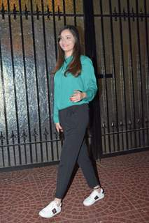 Ankita Lokhande papped around the town
