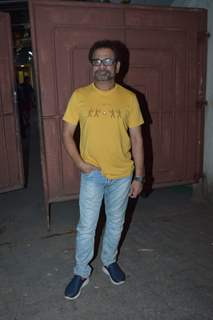 Anees Bazmee papped around the town