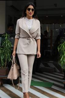 Shriya Saran spotted around the town