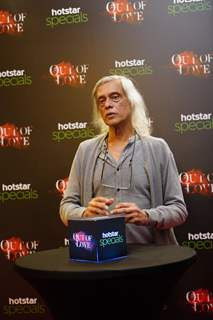 Sudhir Mishra at the red carpet screening event of Hotstar specials show Out of Love