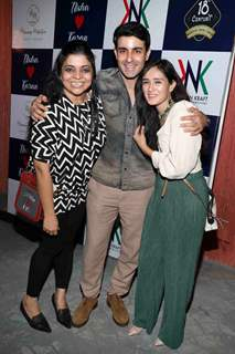 Nivedita Basu, Gautam Rode and Pankhuri