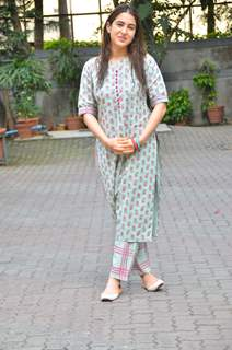 Sara Ali Khan snapped around the town