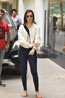 Shraddha Kapoor papped around the town