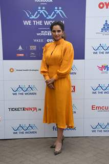 Sania Mirza at We The Women