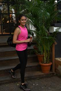 Mira Rajput Kapoor snapped around the town
