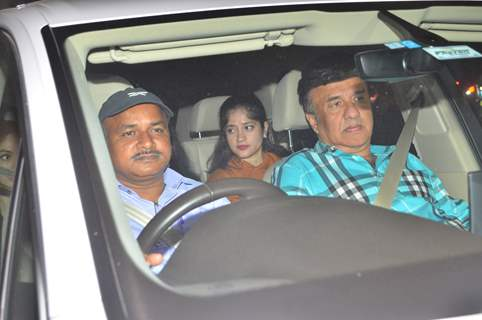 Bollywood stars attend the special screening of Panipat