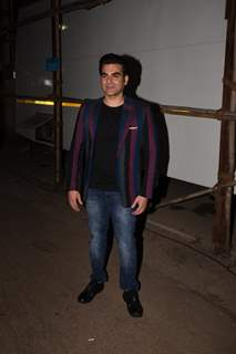 Arbaaz Khan promotes Dabangg 3 on The Kapil Sharma Show