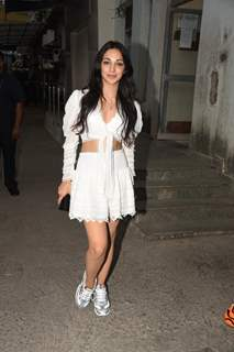 Kiara Advani promotes Good Newwz