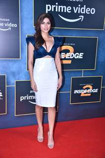 Sapna Pabbi attends the special screening of Inside Edge 2