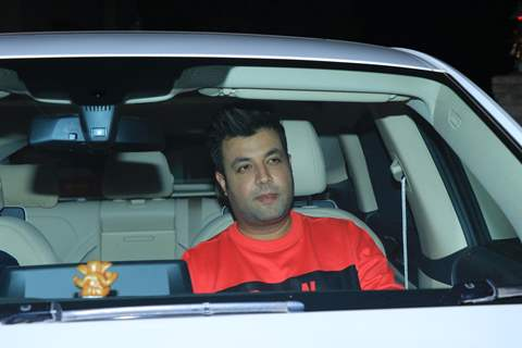 Varun Sharma at Pati Patni Aur Woh screening