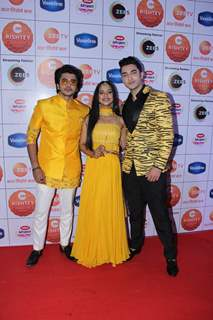 Shoaib Ali, Megha Ray and Rohit Suchanti