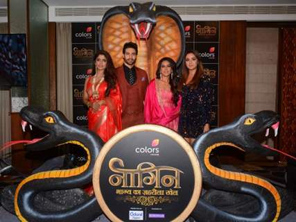 _Sayantani Ghosh, Vijayendra Kumeria, Nia Sharma and Jasmin Bhasin