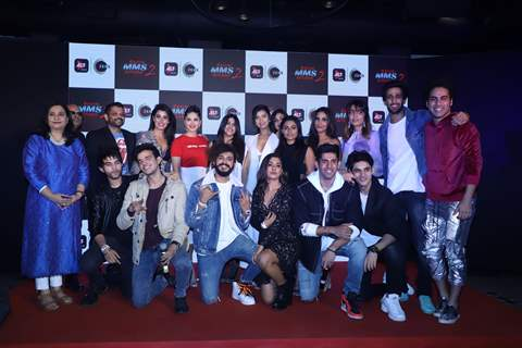 The cast of Ragini MMS 2
