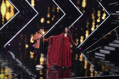 Kajol on the sets of Dance Plus 5!