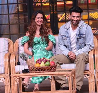 Disha Patani and Aditya Roy Kapoor